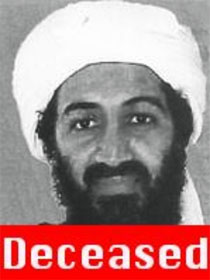 Bin Laden Deceased