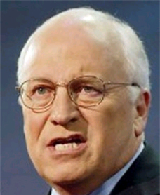 Former Vice President Dick Cheney (R-WY)