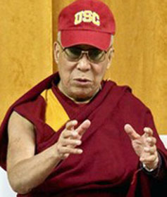 The Dalai Lama at USC