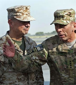 Generals Allen and Petraeus