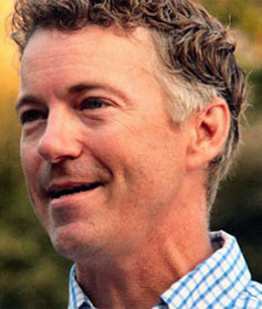 Rand Paul (R-KY) said the Civil Rights and Fair Housing Acts encroach on a business's right to discriminate