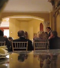Secret video of Romney taken with Boca Raton donors