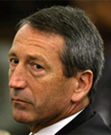 Gov. Mark Sanford (R-SC)