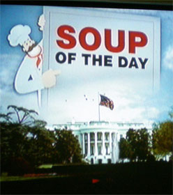 White House Soup of the Day